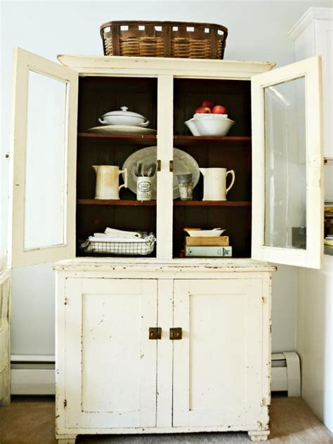 kitchen hutch decorating ideas antique kitchen decorating pictures ideas from hgtv hgtv