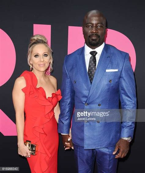 mike colter on jimmy kimmel mike colter pictures and photos getty images