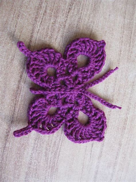 butterfly pattern in crochet crochet butterflies pattern lots of ideas the whoot
