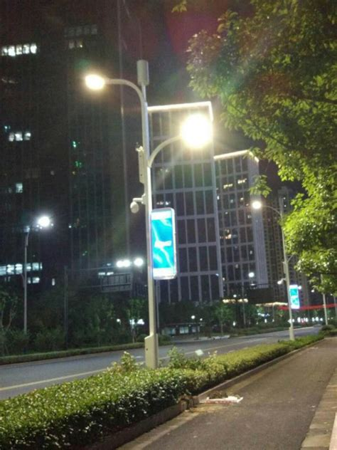 smart city poles continental pole