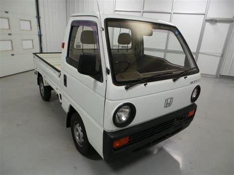 honda acty 1988 honda acty for sale classiccars com cc 915125