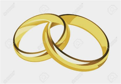 matrimonio clipart anillos de matrimonio dibujo