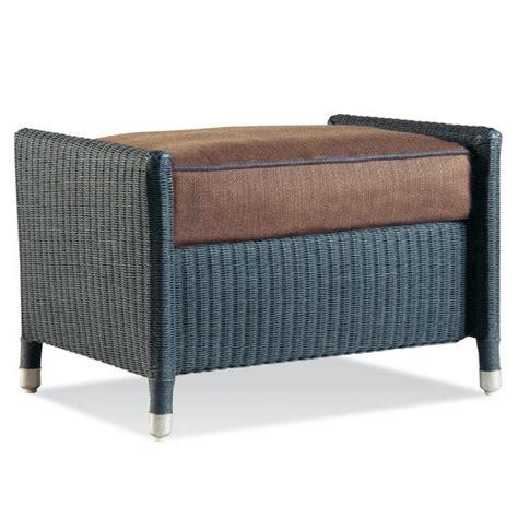 lloyd loom ottoman loge ottoman footstool lloyd loom