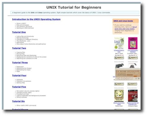 linux tutorial book pdf top 10 best cheat sheets and tutorials for linux unix