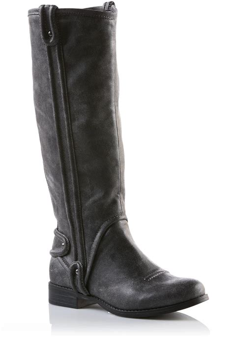 cato boots wide width stitched boots boots cato fashions