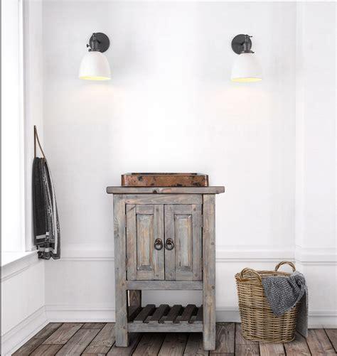 Reclaimed Bathroom Vanity by Buy Robertson Reclaimed Bathroom Vanity