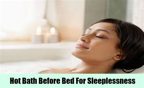 shower before bed 8 effective home remedies for sleeplessness natural