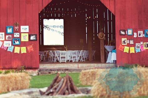 vicki and mike indiana rustic barn wedding jessika feltz wedding decor red barn wedding reception hay bales fire