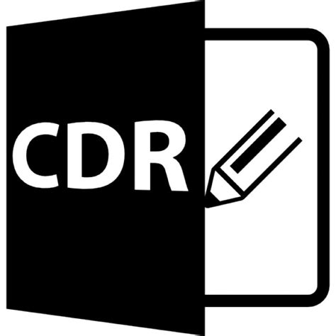 format file corel cdr file format symbol icons free download
