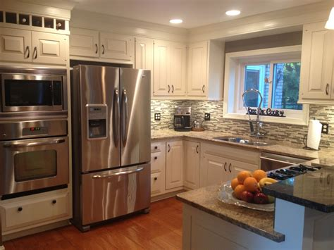 kitchen remodel cabinets four seasons style the new kitchen remodel on a budget