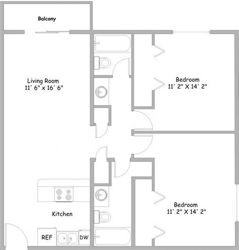 2 bedroom unit floor plans 2 bedroom apartments rent college park apartments