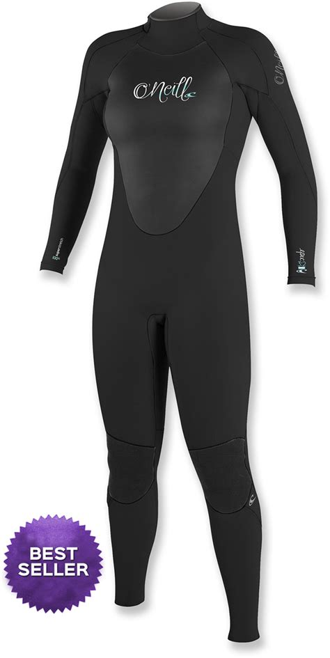 Neil High Neck Restock Best Seller o neill s epic ll wetsuit 4 3mm wetsuit black