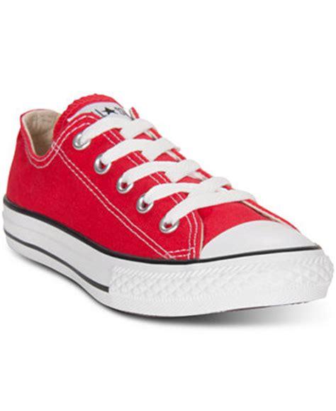 macys kid shoes converse boys chuck original