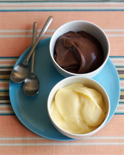 coco vanilla vanilla or chocolate pudding