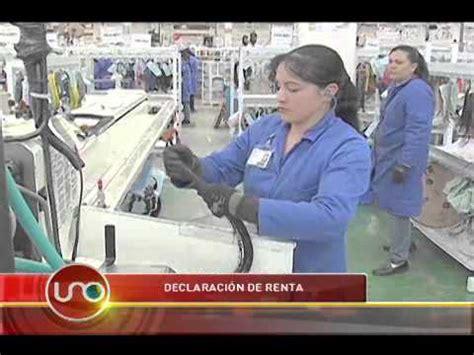quines deben declarar renta en 2015 quienes deben declarar renta 2015 dian colombia doovi