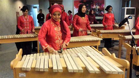 kolintang orkestra tradisional  minahasa