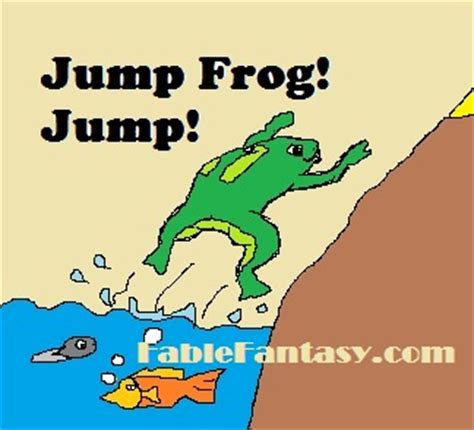 Jump Frgog 03 on 2013 small stories about self