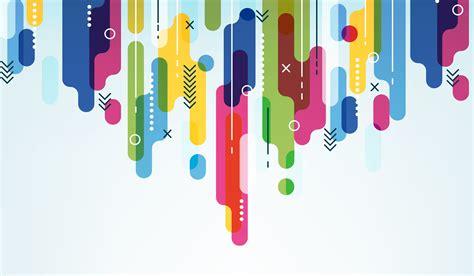 wallpaper latar belakang  sederhana warna warni