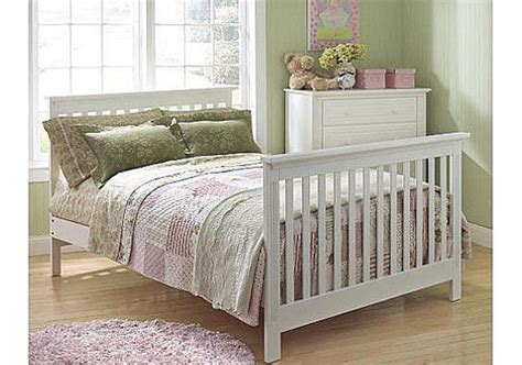 Baby Cache Bliss Crib by Essentials Bliss Size Conversion Kit Bed Rails In
