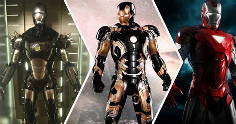 iron man armors dont big