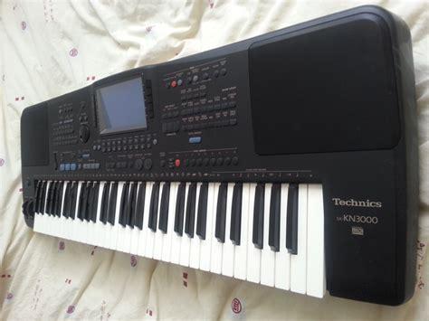 Keyboard Technics Kn3000 by Technics Sx Kn3000 Image 704670 Audiofanzine