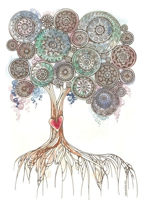 doodle meaning trees 79 best images about mandalas on