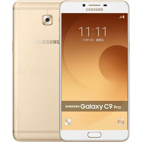 Samsung Galaxy C9 Pro C9000 By Imak Concise Cowboy Gal C9 Pro samsung galaxy c9 pro sm c9000 dual sim phone 6gb ram 64gb rom gold free shipping dealextreme