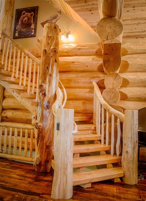 Small Log Home Floor Plans by Home Mountain Log Homes Of Colorado
