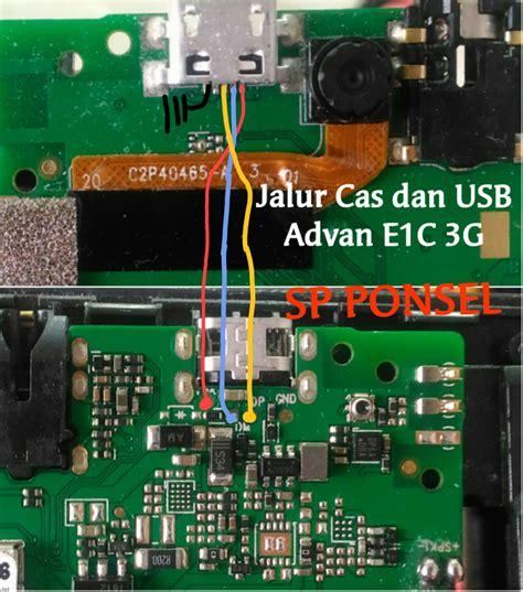 E1c 3g harga advan e1c 3g usb charging problem solution jumper ways z2cell pusat servis hp terpercaya