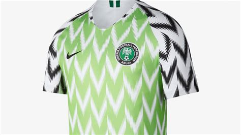 nigeria world cup jersey breaks record with three million
