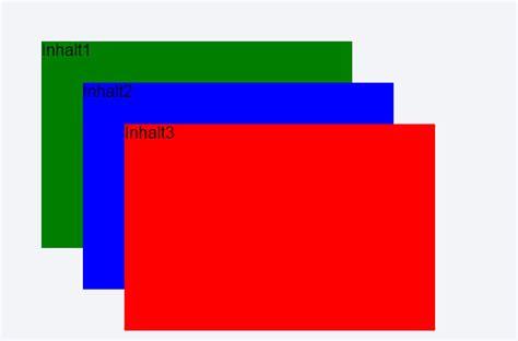 div z index css z index reihenfolge bei 220 berlagerung elementen