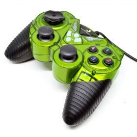 Vztec Usb Getar Stick Pad Gamepad Joystick Model Vz Ga6002 vztec usb2 0 dual shock vibration pad joystick model vz ga6006 green jakartanotebook