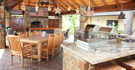 outdoor kitchens tulsa 5 cooking tips to break in your tulsa outdoor kitchen