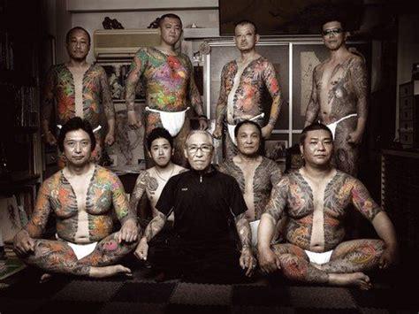 yakuza tattoo master horiyoshi iii and friends mote sinabel horiyoshi iii