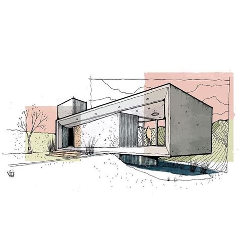 simple architecture house design sketch mapo house and 25 best ideas about architecture sketches on pinterest