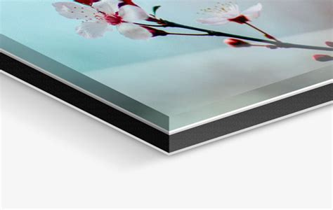 Acrylglas Fotodruck by Fotos Hinter Acrylglas In Einzigartiger Galerie Qualit 228 T