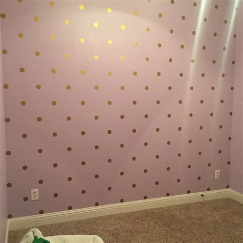 paint polka dots bedroom wall 25 best ideas about gold dot wall on pinterest polka