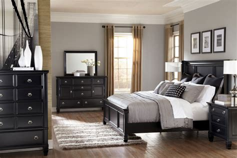 best wall color for black furniture my web value