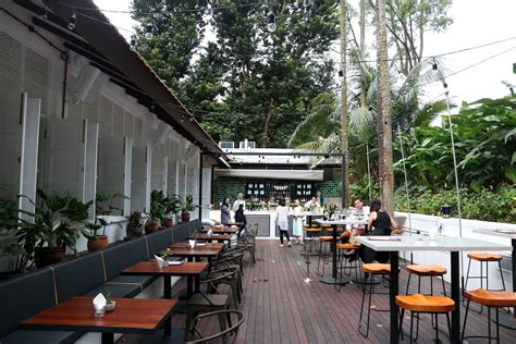 Singapore Botanic Gardens Restaurant Food Review Botanico Singapore At The Garage Singapore Botanic Gardens Definitely One Of The