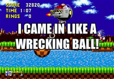 Sonic Rings Meme - super mario bros sonic the hedgehog blogs eyes on