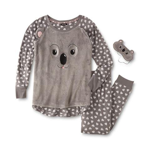 Promo Setelan Pajama Koala joe boxer s pajamas sleep mask koala kmart
