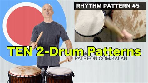 youtube drum pattern ten 2 bass drum groove patterns youtube