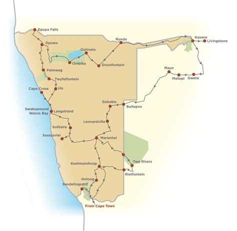 tracks4africa namibia map 100 namibia map namibia climate and geography