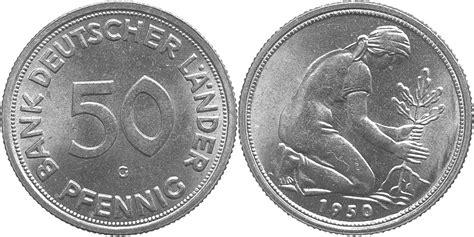 50 pfennig bank deutscher länder 1950 g file 50 pfennig bank deutscher l 228 nder j379 jpg wikimedia