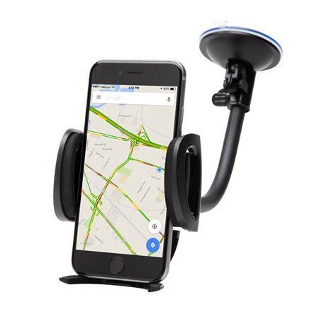 Xenda Universal Car Mount Vehicle kensington products tablet smartphone accessories car mounts universal car mount 3 74