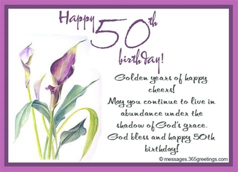 Happy 50 Birthday Wishes 50th Birthday Wishes And Messages 365greetings Com