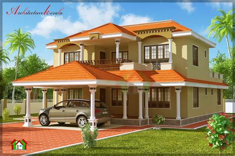 home design plans kerala style architecture kerala 4 bhk traditional style house plan