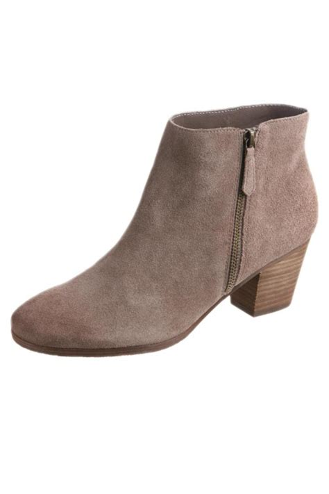 sneaker booties stack taupe booties from lafayette by brothers on