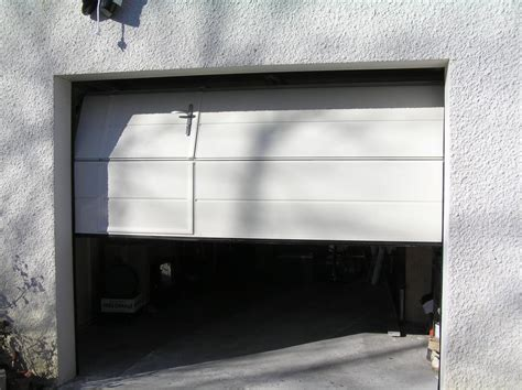 porte de garage sectionnelle avec portillon leroy merlin portail garage portail