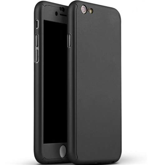 Tempered Glass Iphone 6plus Front An Back iphone 6plus 360 degree front and back cover with